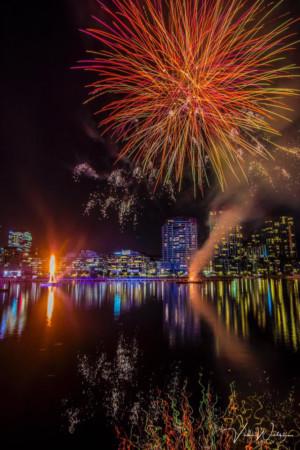 Docklands Firelight Festival